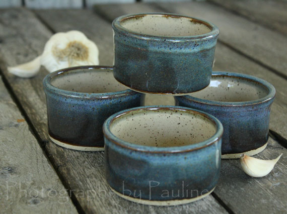 These cute little bowls are the perfect size for snacks, kitchen prep, or use as a butter bowl.
