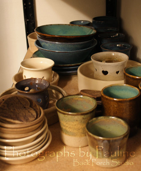 Bowls, plate and cups. Oh my!