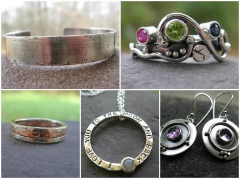 Christen Largent: Metalsmith of bddesigns