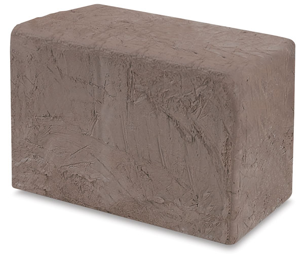 block of clay